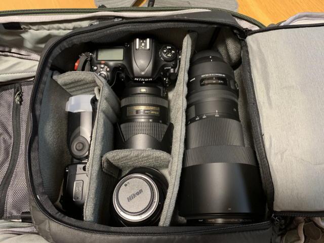 カメラキューブM