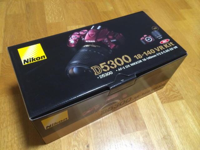 ニコン D5300