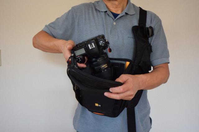 CaseLogic スリングバッグ/ワンショルダー